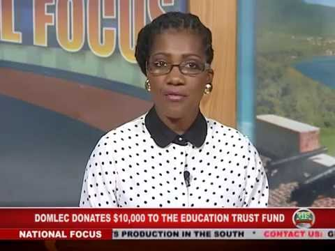 GIS Dominica, National Focus for June 8, 2015