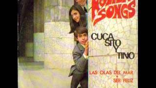 CUCA SITO Y TINO - Ser Feliz - SINGLE PRIVADO 1968 BARNAFON
