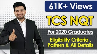 TCS NQT 2020 ( Ninja & Digital Information ) | TCS Ninja | TCS Digital