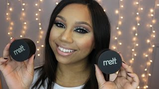 First Impressions: NEW Melt Cosmetics Shadow Stacks   Katie Danger