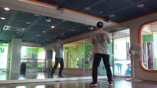 #20 Butterfly(버터플라이) - BTS(방탄소년단)_[count]_cover 커버 tutorial mirrored 거울 Video 영상 Choreography 안무