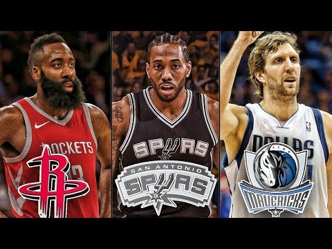 What if Every NBA Team in Texas COMBINED Into One SUPERTEAM?