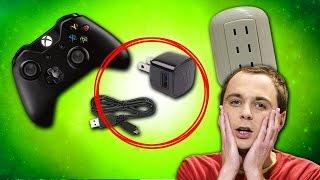 ¡¡ MIRA LO QUE PASA SI CONECTAS EL CONTROL DE XBOX ONE A LA LUZ !!