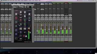 How to Mix w/ Waves SSL G-Channel and E-Channel Plugins