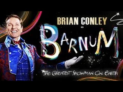 It's A Puppet Comedian Brian Conley Life Story Interview At Barnum Tour 2014