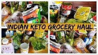 India Keto Haul | Keto groceries | Keto diet | Low Carb foods