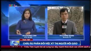 Phóng viên mất điện thoại- Pha hài hước trên thời sự VTV