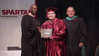 03/24/17 Graduation | Spartan College of Aeronautics and Technology | Tulsa Campus
