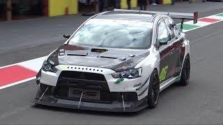 Mitsubishi Racing Lancer Videos