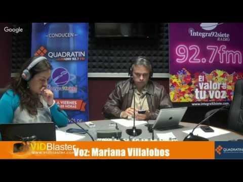 Quadratin Radio 6 Noviembre 2015