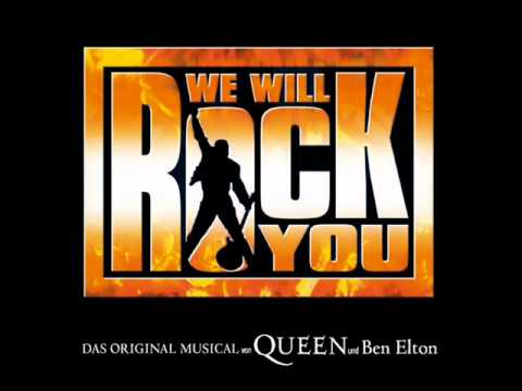 22. We Will Rock You