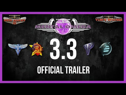 Red Alert 2 - Mental Omega 3.3 // The Foehn Revolt Official Trailer (2016)