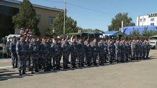 Ставропольский ОМОН отметил 26-ю годовщину образования