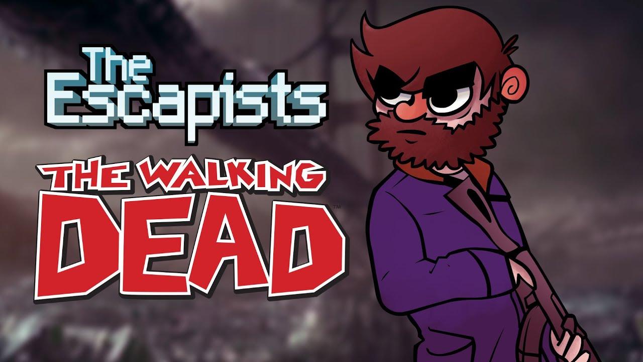 walking dead escapists how to break in