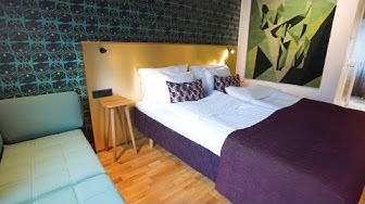 Sokos Hotel Presidentti koki upean muodonmuutoksen – kurkista uudistuneisiin huoneisiin