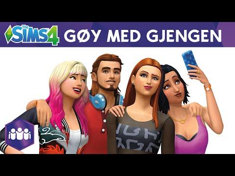 The Sims 4 Gøy med gjengen: offisiell kunngjøringstrailer