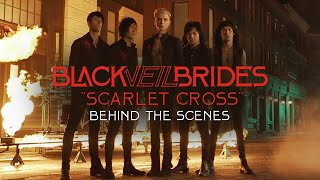 BLACK VEIL BRIDES - Behind The Scenes of Scarlet Cross