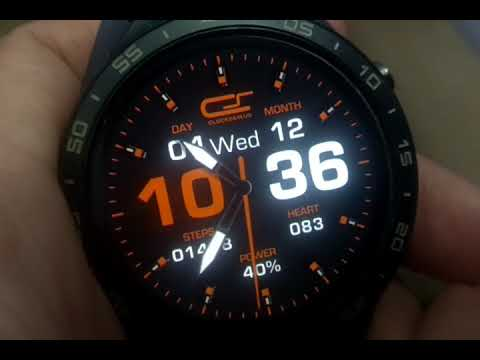 watch faces for kospet optimus pro, full Android smartwatch