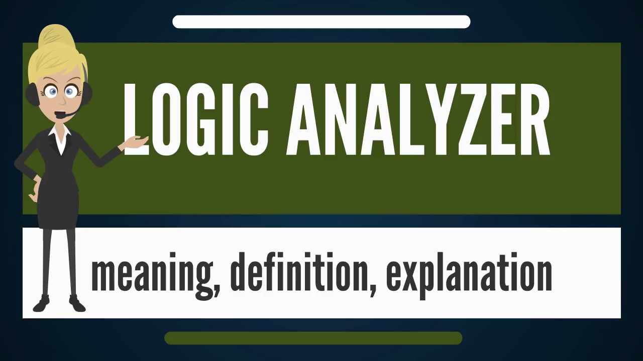 What Is Logic Analyzer Does Mean Block Diagram Meaning Explanation