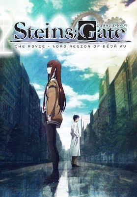 SteinsGate Movie Ending Fuka Ryouiki No Deja Vu GER Sub Burdened