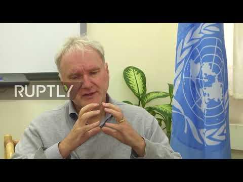 Palestine: UNRWA director warns of chaos as US cuts Gaza aid