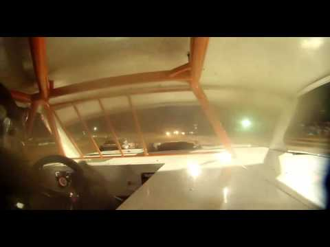Randy Weaver In-Car Cam - Street Stock at I-30 Speedway