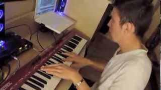 Repeat youtube video Maitre Gims  Zombie Instrumental Reprise Bryan Wislay.