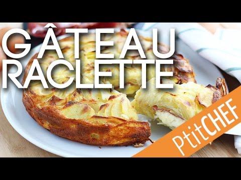recette de gâteau raclette - ptitchef - youtube