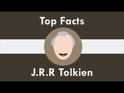 Top 10 Facts J.R.R Tolkien