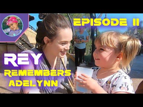 REY Galaxy's Edge REMEMBERED ADELYNN! Video 2