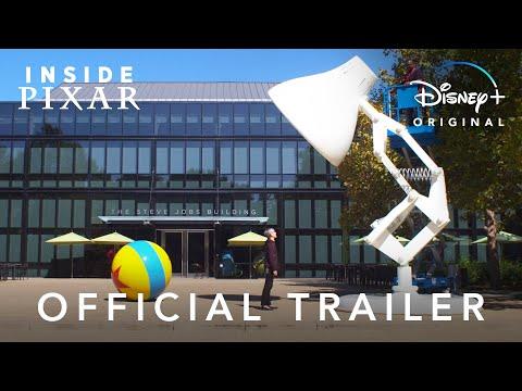 Inside Pixar | Official Trailer | Disney+