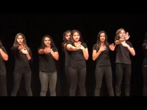 """WJHS Choir Pops Concert """"Broadway Musicals"""" 2016"""