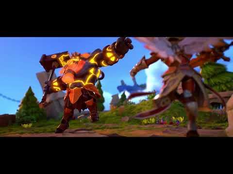 видео: might & magic: elemental guardians — трейлер пре-регистрации