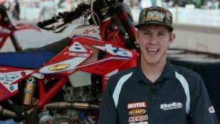 Rider Spotlight: Jordan Ashburn