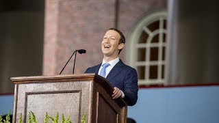 Facebook Founder Mark Zuckerberg Commencement Address | Harvard Commencement 2017 thumbnail