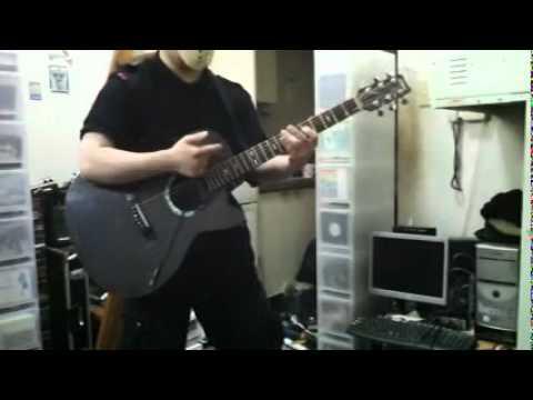 ギターでスラップ ソロギター オリジナル曲「SPICE」 (solo guitar original song)