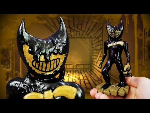 Thumbnail: Making Monster Bendy from Bendy and the Ink Machine
