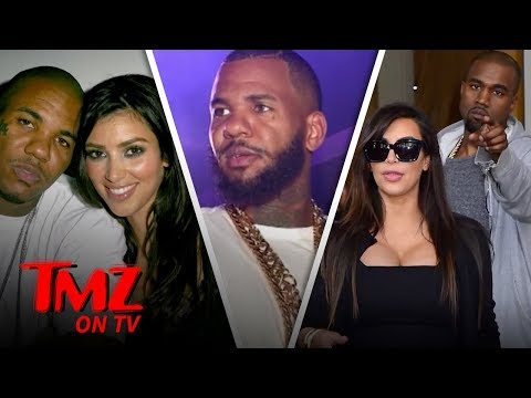 The Game Raps About Sleeping With Kim K & Kylie Jenner!   TMZ TV