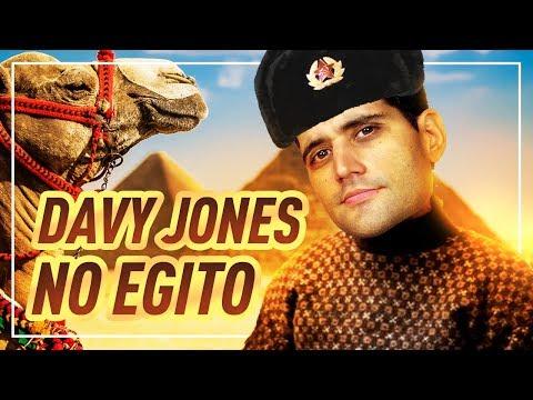 APRENDENDO RUSSO NO EGITO - Davy Jones - No Controle - Ubisoft Brasil