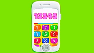 Best Alternative to Baby Phone for toddlers - Numbers, Animals & Music