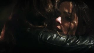 The reunion between Root and Shaw (Person of Interest 5x09 Team Shoot cut)