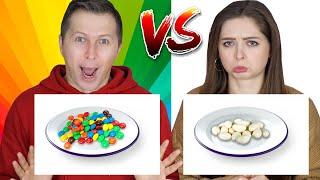 СКУЧНАЯ еда против ВЕСЕЛОЙ еды ЧЕЛЛЕНДЖ! 🐞 Эльфинка