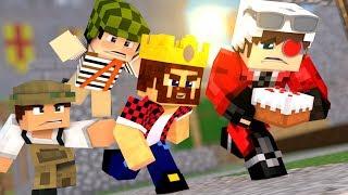 КЕЙК ВАРС НА 60 ЧЕЛОВЕК!!! АИД И ДЕМАСТЕР ПРОТИВ 66.666.666.666 ПОДПИСЧИКОВ! Minecraft Cake Wars