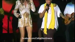 Celine Dion Ft. Diana King - Treat Her Like A Lady (Live Jamaica Jazz & Blues Festival 27/01/12)