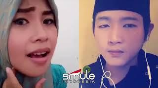 WAFIQ AZIZAH duet HASBI ALWI   YA ASYIQOL MUSTHOFA SMULE SONG