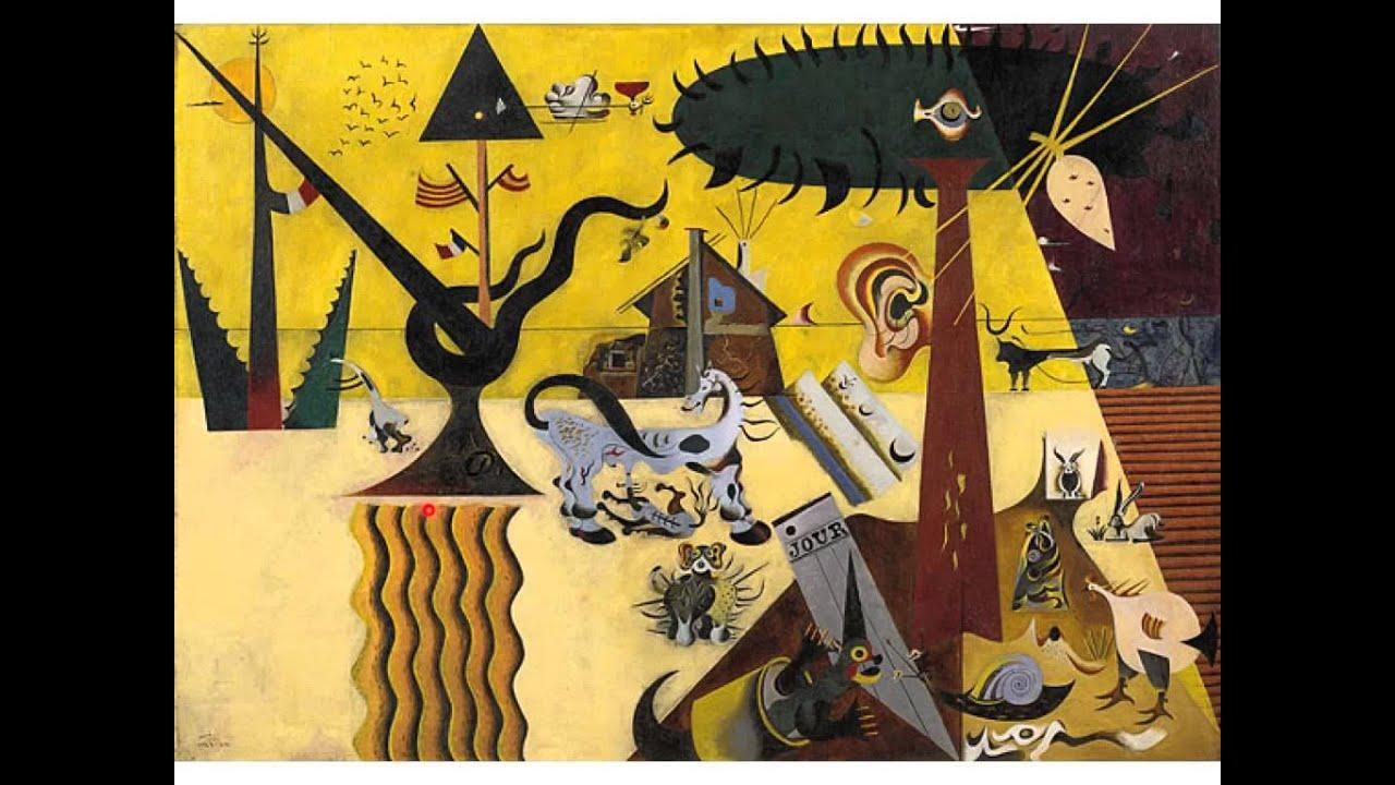 f4148afa5f4c3f Joan Miró (español) - YouTube