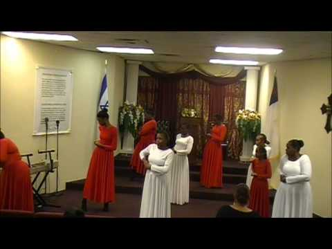 Glorified Praise Dance Team - I Still Have A Praise Inside of Me
