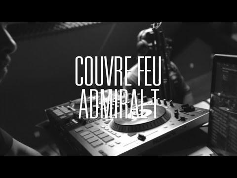 Freestyle live d'ADMIRAL-T dans Couvre Feu sur OKLM Radio