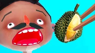 Fun Kitchen Cooking Kids Games - Toca Kitchen 2 - How To Make Yummy Food, Spicy Juice For Kids