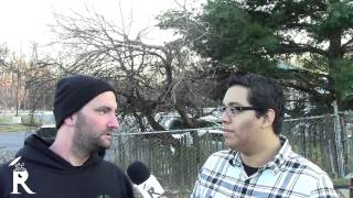 Hatebreed (Matt Byrne) Interview - The Divinity Of Purpose Tour 2013 - RichardThinks.Org